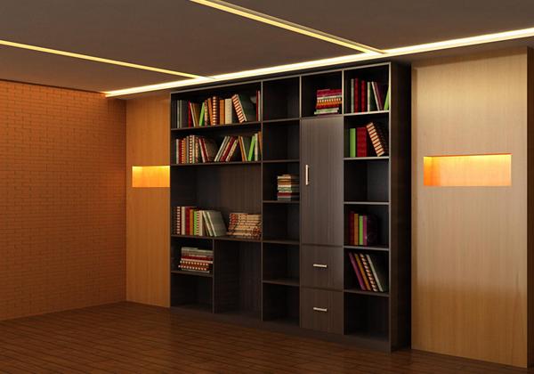 如何安装书架